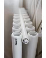 Радиаторы ГАРМОНИЯ - 2 (двухрядная, труба 51 мм, шаг 70 мм)