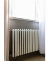 Радиаторы ГАРМОНИЯ А40- 1, С40-1 (однорядная, труба 40 мм, шаг 50 мм)