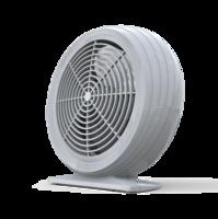Спиральный настольный тепловентилятор TFH S20SMX.G