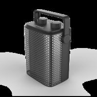 Электрический тепловентилятор (металлокерамический) TFH T15PDS.B