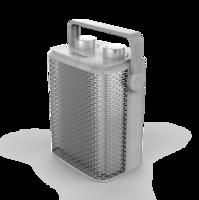Электрический тепловентилятор (металлокерамический) TFH T15PDS.D