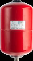 STOUT Расширительный бак на отопление 24 л. (цвет красный) (Арт. STH-0006-000024)