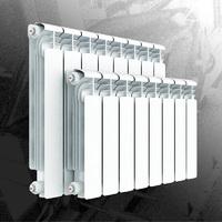 Алюминиевые радиаторы Rifar Alum 350