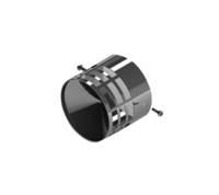 STOUT Элемент дымохода решетка из нержавеющей стали DN80 для дымоотводящей трубы (Арт. SCA-0080-010004)