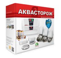 Комплект Аквасторож Эксперт Радио 2*20 TH35 (безпроводной)