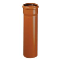 Sinikon НПВХ Труба для нар. канализации D 110 x 3,2 SN4 (Длина: 500 мм)  Артикул  20005.R