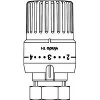 """Термостатическая головка Oventrop """"vindo TH"""" (RAL 7016) с жидкостным чувствительным элементом резьбовое M 30 x 1,5 белого цвета (арт. 1013066)"""