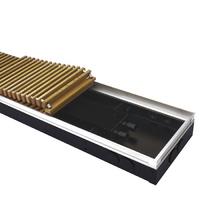 Внутрипольный конвектор ITERMIC серии ITT (с естественной конвекцией)