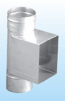 Окошко EKA для осмотра и прочистки для труб с высокой температурой