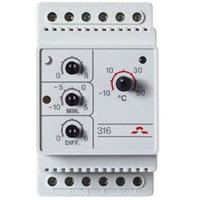 Терморегулятор DEVI Devireg 316 DIN-Rail (140F1075)