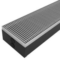 Внутрипольный конвектор ITERMIC серии ITTB Maxi (с принудительной конвекцией)