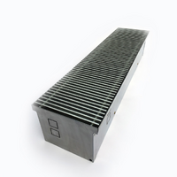 Внутрипольный конвектор ITERMIC серии ITTBS Maxi (с принудительной конвекцией)