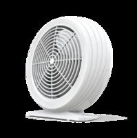 Спиральный настольный тепловентилятор TFH S20SMX
